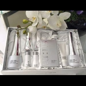 SUM37 Makeup - SUM37 White Award intensive whitening special set